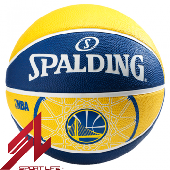 Bóng rổ Spalding Golden State Warriors-Outdoor Size 7